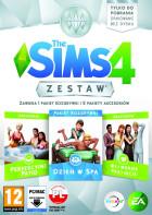 The Sims 4 Zestaw PL, PC