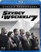 Szybcy i Wściekli 7 Blu-Ray FILM