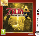 The Legend of Zelda A Link Between Worlds Select 3DS