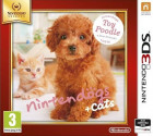Nintendogs Toy Poodle + Cats Select 3DS