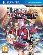 The Legend of Heroes: Trails of Cold Steel PSV