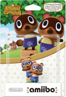 Figurka Amiibo Animal Crossing - Timmy Tommy 3DS