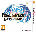 Final Fantasy Explorers, Nintendo 3DS