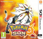 Pokemon Sun, Nintendo 3DS
