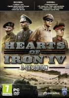 Hearts of Iron IV D-Day Edition PC