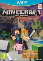 Minecraft Wii U