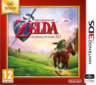 The Legend of Zelda Ocarina of Time Select 3DS