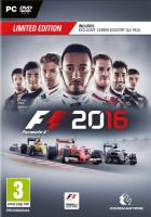 F1 2016 Edycja limitowana PC