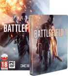 Battlefield 1 PL + SteelBook PC