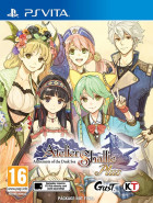 Atelier Shallie Plus Alchemists of the Dusk Sea PSV