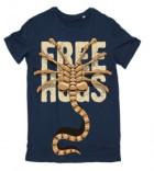 Koszulka Obcy Free Hugs XXL Gadżety