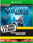 Vikings Wolves of Midgard Akcja Fajna Cena XONE