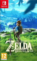 The Legend of Zelda Breath of the Wild, Nintendo Switch