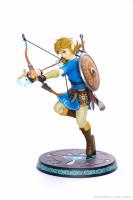 The Legend of Zelda Breath of the Wild PVC Statue Link 25 cm, Gadżety