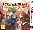 Fire Emblem Echoes Shadows of Valentia, Nintendo 3DS