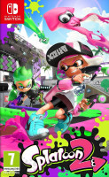 Splatoon 2, Nintendo Switch
