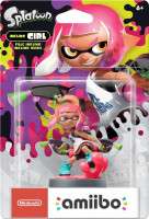 Figurka Amiibo Splatoon - InkLing Girl 3DS