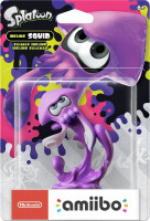 Figurka Amiibo Splatoon - InkLing Squid 3DS
