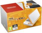 New Nintendo 2DS XL White + Orange N3DS