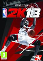 NBA 2K18 Legend Edition XONE
