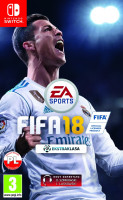 FIFA 18 + aktualizacja Fifa World Cup Russia, Nintendo Switch