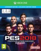 PES 2018 Legendary Edition XONE