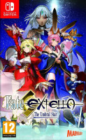 Fate Extella The Umbral Star! Switch