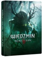 Wiedźmin 3 Dziki Gon Edycja Roku Steelbook Edition XONE