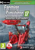 Farming Simulator 17 Oficjalny Dodatek Platynowy PC