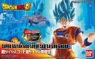 DRAGON BALL SUPER SAIYAN GOD SUPER SAIYAN SON GOKU Figure-rise Standard Gadżety