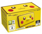 New Nintendo 2DS XL Pikachu Edition N3DS