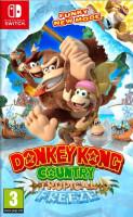 Donkey Kong Country Tropical Freeze, Nintendo Switch