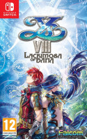 Ys VIII Lacrimosa of Dana Switch