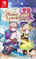 Atelier Lydie and Suelle The Alchemists and the Mysterious Paintings Switch