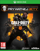 Call of Duty Black Ops IIII XONE