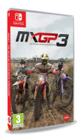 MXGP 3 - The Official Motocross Video game Switch
