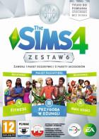 The Sims 4 Zestaw 6 PL PC