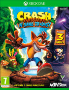 Crash Bandicoot N. Sane Trilogy XONE