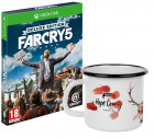 Far Cry 5  Deluxe Edition + kubek XONE