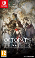 Octopath Traveler Switch