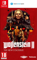 Wolfenstein II The New Colossus, Nintendo Switch