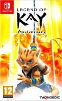 Legend of Kay: Anniversary, Nintendo Switch