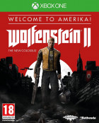 Wolfenstein 2 The New Colossus Welcome to Amerika! Edition XONE