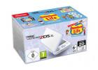 New Nintendo 2DS XL White&Levander+Tomodachi N3DS