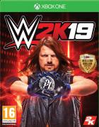 WWE 2K19 XONE