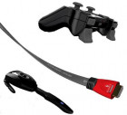 Online Essentials Pack (EX-01, HDMI, RealTriggers) Gioteck PS3