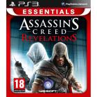 Assassins Creed Revelations PL / ANG Essentials PS3