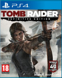 Tomb Raider The Definitive Edition PL, PS4