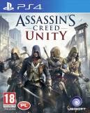 Assassins Creed Unity PL, PS4