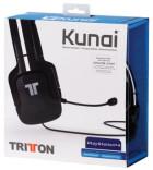 Headset Tritton Kunai czarny PS4 PS3 PS3